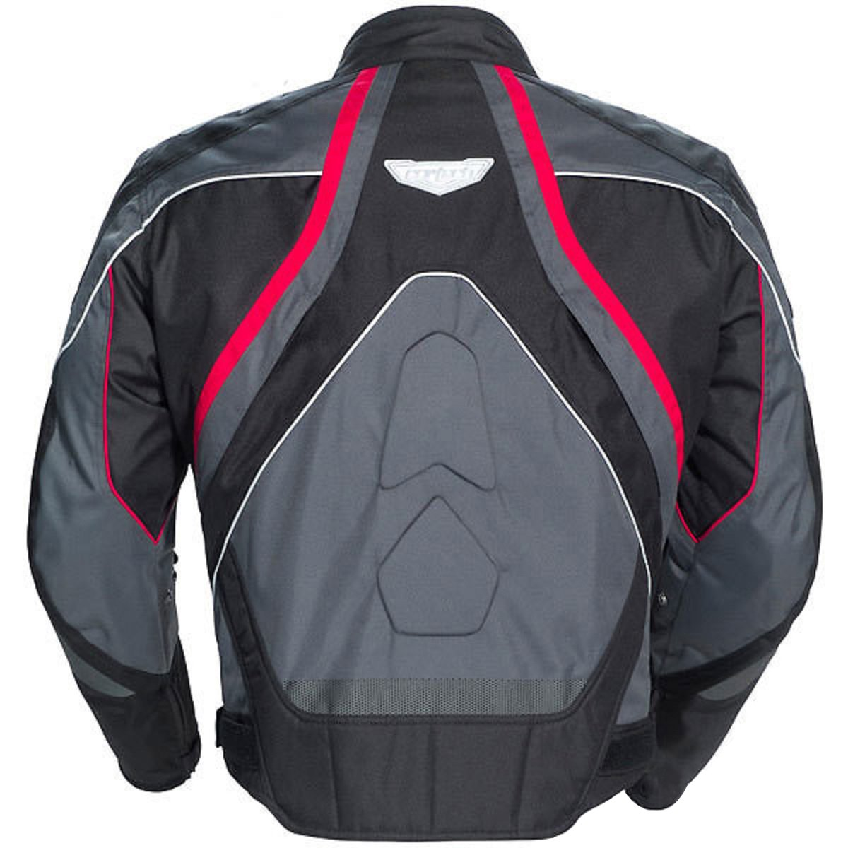Cortech GX Sport 3 Mens Textile Armored Motorcycle Jacket Gun Metal//Black, XX-Large 8984-0317-08