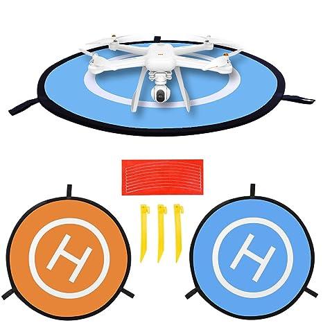 Drone almohadilla de aterrizaje para DJI Mavic Pro helipuerto ...