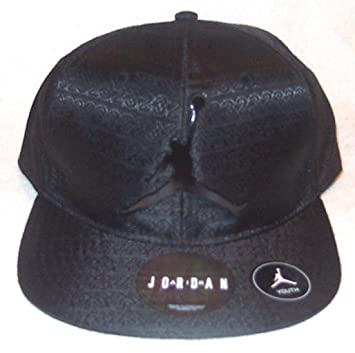 Nike Michael Jordan #23 Flow Motion Snapback Cap 8 – 20 Youth Hat ...