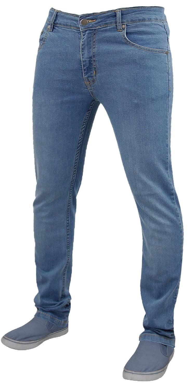 G72 Hombres Denim Super Stretch Skinny Slim FIT Jeans Todos LOS TAMAÑOS DE Cintura Y PIERNAS