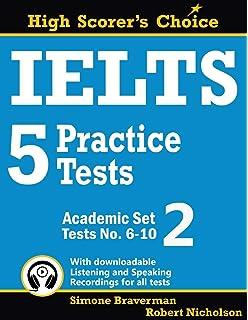 IELTS 5 Practice Tests, Academic Set 3: Tests No  11-15: Volume 5