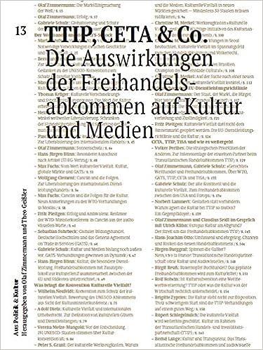 Book TTIP, CETA & CO.
