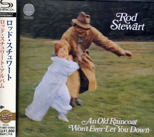 Rod Stewart - An Old Raincoat Won