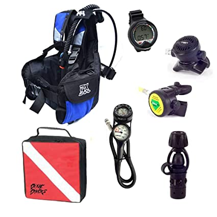 Amazon com : Sopras Sub Open Water Package 500Px BCD SPG