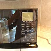 Amazon.com: Sharp 1 Cu. Ft. 3-in-1 Microwave Oven with