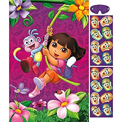 Party Game | Dora\'s Flower Adventure Collection | Party Accessory: Toys & Games [5Bkhe1101354]