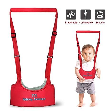 7672bb5adede Porte bébé aide à la marche - Harnais de Sécurité Pour Bébé - Bretelle  premier pas
