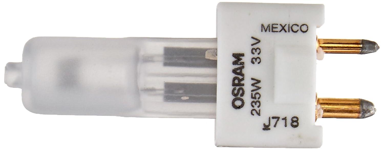 OSRAM 235T4Q 2PPF 235W 33V Tungsten Halogen Lamp 58941