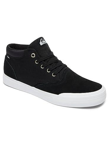 Quiksilver Verant Mid, Chaussures de Fitness Homme, Noir (Negro/(Xkkw Black/Black/White) Xkkw), 44 EU