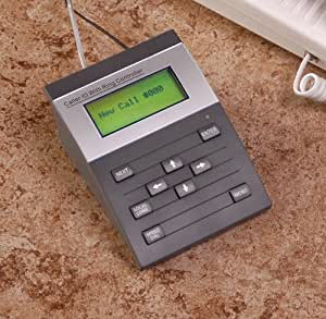 Caller ID with Phone Ring Controller