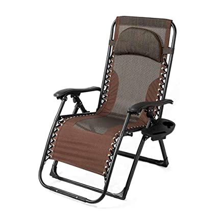 Peachy Amazon Com Folding Recliner Chair Relaxer Chairs Creativecarmelina Interior Chair Design Creativecarmelinacom