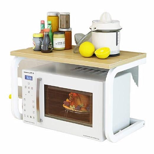 Rack de horno eléctrico Rack de horno de microondas blanco Rack de ...