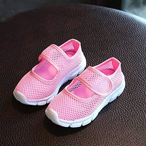 Flat Adultes Course Enfants Lacets Maille Chaussures Bottes Tie De Antidérapant Rose Sport Sneaker Les Electri Shoes I4HXSxwSq