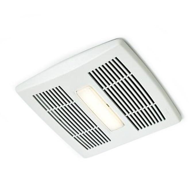 broan nutone bathroom fan with led light