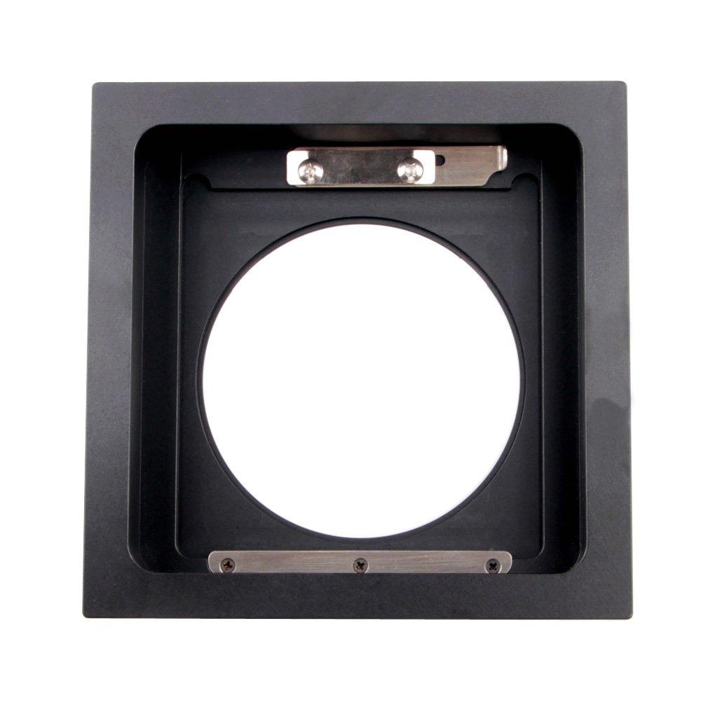 完全新品 撮影用品 Recessed Lens Board アダプター Sinar Horseman 140x140mm交換Linhof 96x99mm   B01LY8ORNG