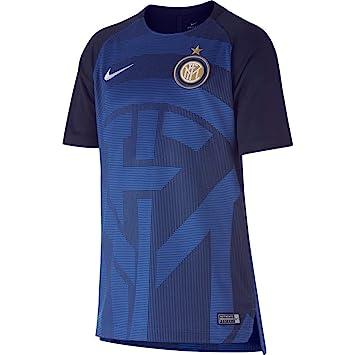 Nike Inter Training JSY, Camiseta de fútbol para Hombre, Hombre, 919934-481