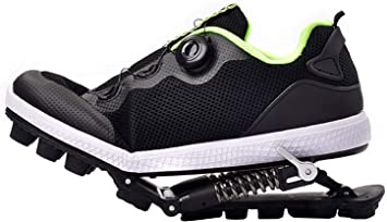 Grist CC Zapatillas Deportivas de Aire para Correr con Amortiguador de muelles,Zapatillas de Deporte para Correr Unisex Gym Fitness Ligero: Amazon.es: Deportes y aire libre