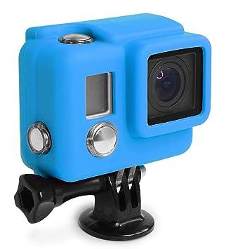 Amazon.com: XSories – Carcasa de silicona para cámara GoPro ...