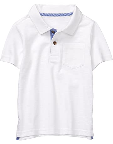 3f3cb2cfc Gymboree Baby Boys Short Sleeve Pocket Polo Shirt