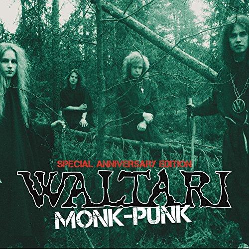 Waltari-Monk-Punk-REMASTERED-2CD-FLAC-2016-mwnd Download