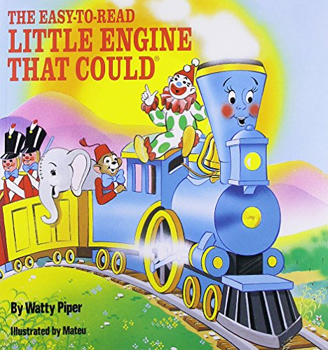 Little Red Train (The Easy-to-Read Little Engine that Could (The Little Engine That Could))