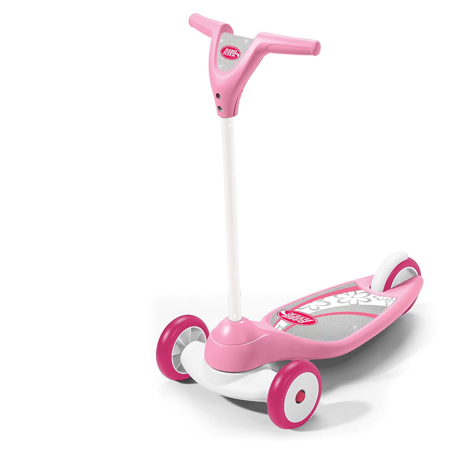Amazon Com Radio Flyer My 1st Scooter Pink Toys Games