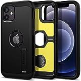 Spigen Tough Armor Designed for iPhone 12 Mini Case (2020) - Black