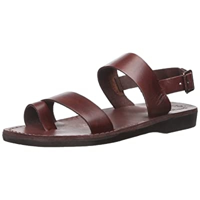 Jerusalem Sandals Mens Carmel
