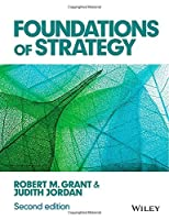 Foundations of Strategy, 2nd Edition Front Cover
