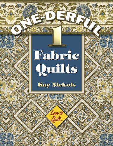 Download Wonderful 1-fabric Quilts ebook