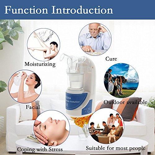 MY-520A Ultraschallwelle Luftbefeuchter sehr gut Helfer für Erkrankungen der Atemwege und Kosmetologie.d.h.Krankenhaus des Patienten und Freunde der Frau