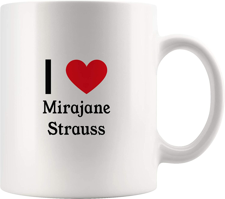 I Love Mirajane Strauss Tea And Coffee Mug 11oz Tea And Coffee Mug Merchandise For Fans Of Fairy Tail Amazon Ca Home Kitchen Mirajane (ミラジェーン mirajēn) is a member of the edolas fairy tail guild. amazon ca