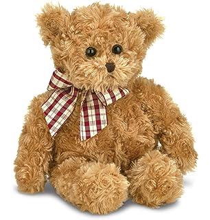 c2140376116 Bearington Baby Wuggles Brown Plush Stuffed Animal Teddy Bear