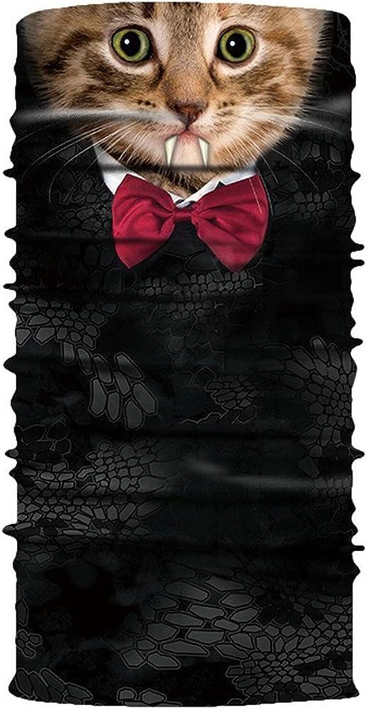 Multifunktionstuch Schal Multifunktionstuch Outdoor-Stirnb/änder Kopftuch Motorradmaske Gedruckt Haarband F/ür M/änner Frauen Sport-Halstuch Stirnband Gaiter Balaclava Gesichtsmaske Kopfbedeckung