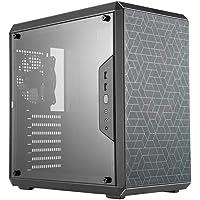Cooler Master MasterBox Q500L Fine Mesh Panels with Minimized Dimensions for Standard ATX Case - Black - MCB-Q500L-KANN…