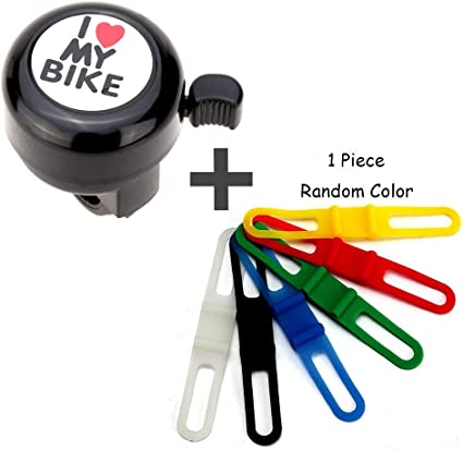 Bicycle Bell Ring Bike Cycling Handlebar Loud Horn Riding Warning Multicolor New