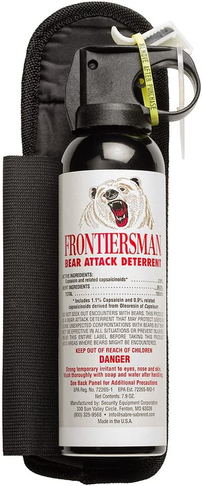 Choosing the Best Bear Spray. How Does Bear Spray Work?
