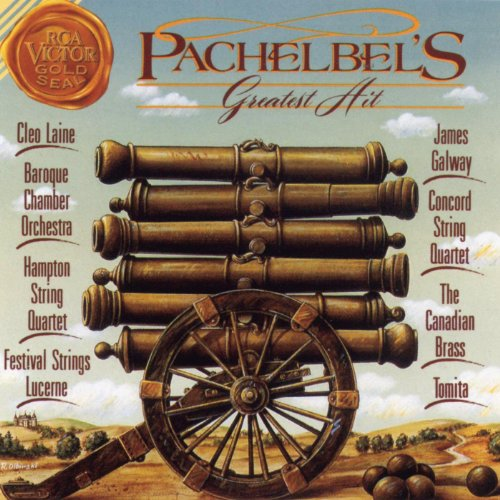 Pachelbels Greatest Hit Canon D product image