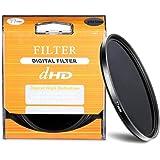 Neewer 77 mm filtro por infrarrojos para cámaras réflex digitales lente de la cámara