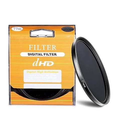 Filtre d/égrad/é Professionnel 77mm Violet d/égrad/é 77 mm dHD DIGITAL