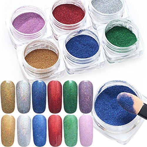 Pure Glitter Shinning Manicure Pigment