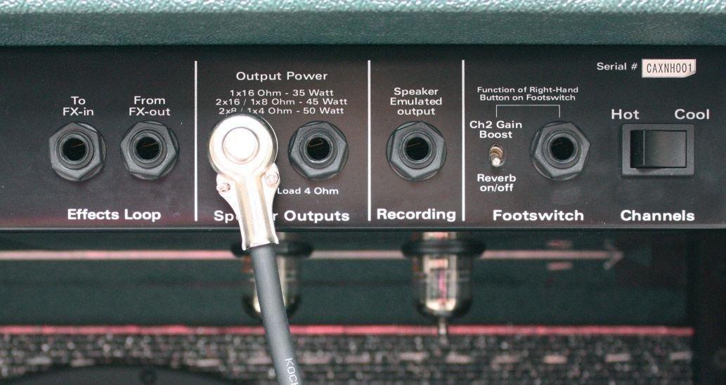 Koch Amps Jupiter 45C · Amplificador guitarra eléctrica: Amazon.es ...