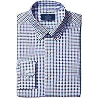 Buttoned Down -  Camisa de vestir con cuello de botones para hombre, no necesita planchado