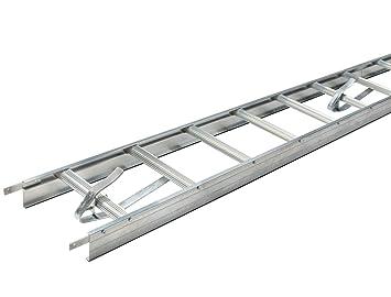 Zubehör NEU Alu Dachleiter Set 1,68 bis 10,08 m Made in Germany DEKRA geprüft