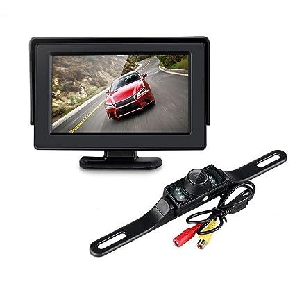 Cobra Wireless Backup Camera >> Amazon Com Auto Drive C53 Wireless Backup Camera Electronics