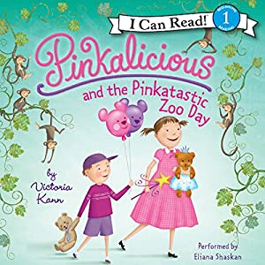 Pinkalicious and the Pinkatastic Zoo Day Audiobook