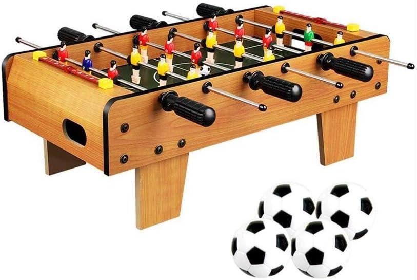 SYXX Mini futbolín fútbol Juego de Mesa, niños mesa de escritorio de fútbol, Fútbol Juego de Mesa, los hijos adultos de padres y niños Juguetes for niños Juguetes educativos: Amazon.es: Bebé