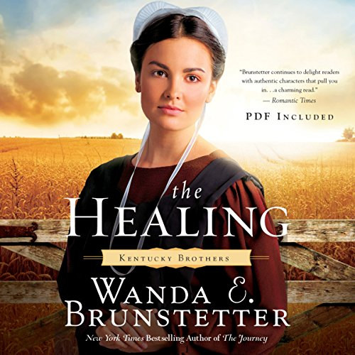 The Healing: Kentucky Brothers, Book 2 by Oasis Audio