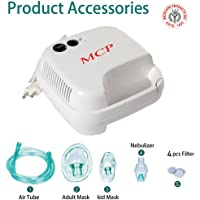 MCP Handy Air Compressor Nebulizer with complete kit