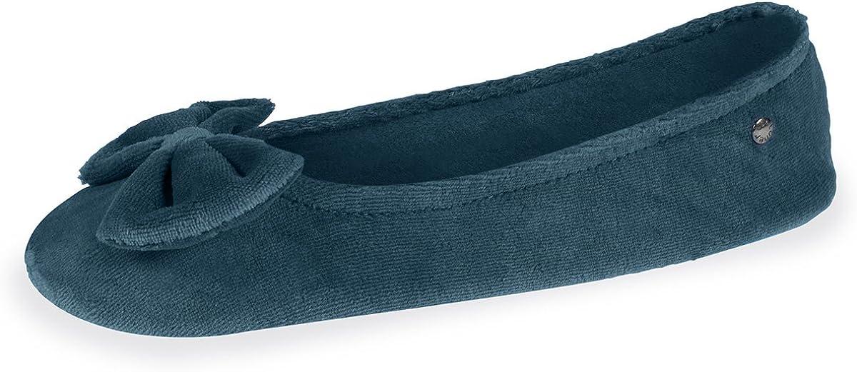 Zapatillas Bailarinas Mujer Isotoner